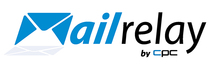 Mail logo relay 600px